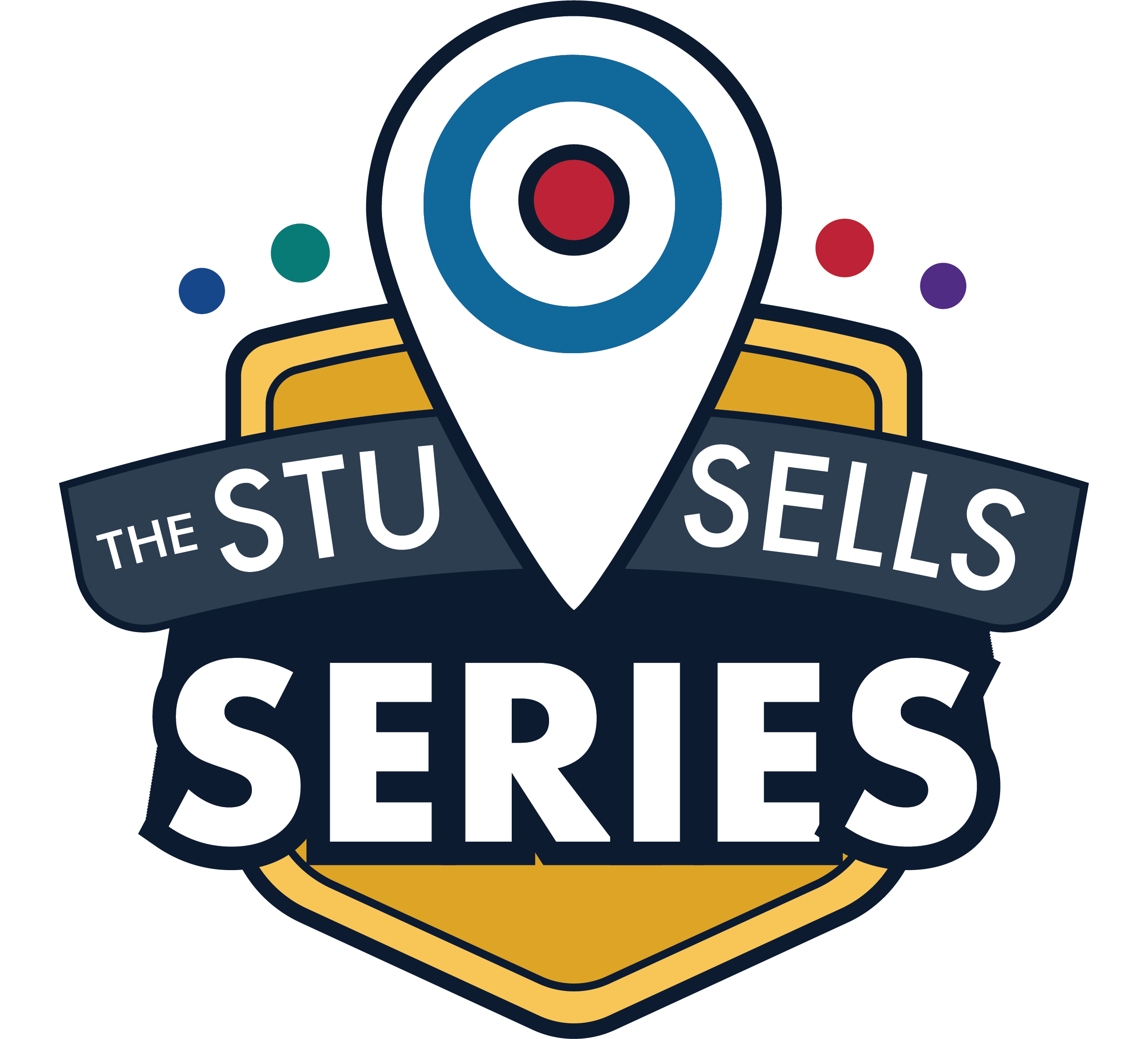 Stu Sells Series Logo